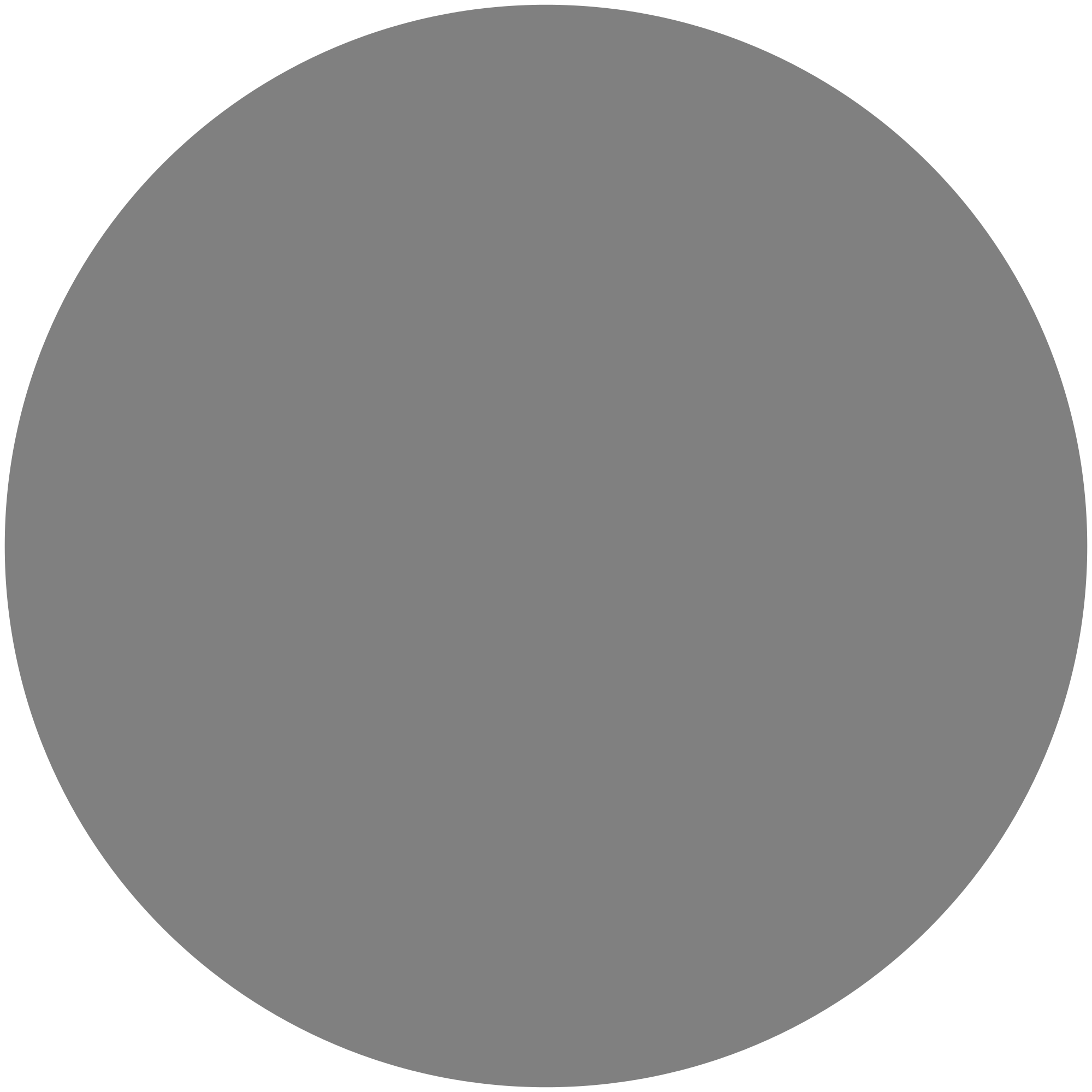grey oval png
