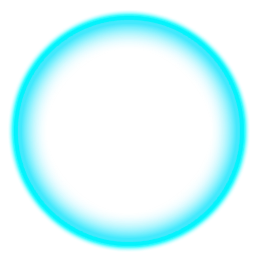 Circle png neon. Light lights round ftestickers