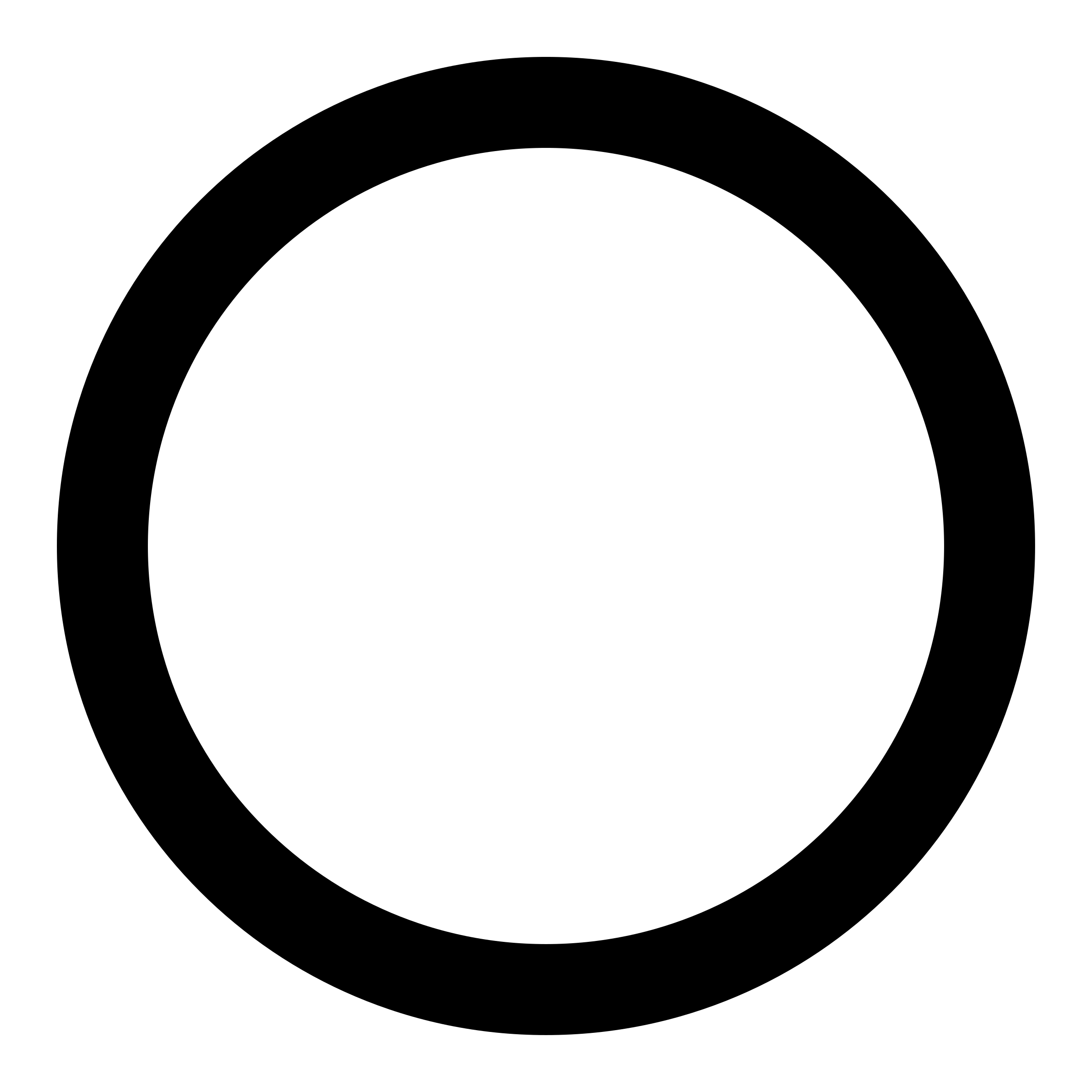 Circle png transparent. Mono icons free and