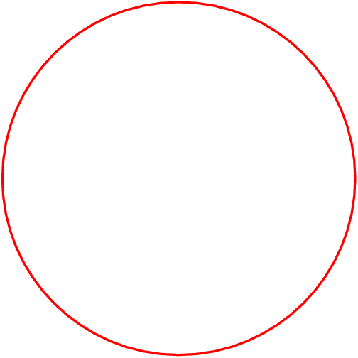 Circle red png. Art of problem solving