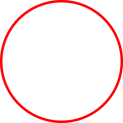 Circle red png. Transparent clip art and