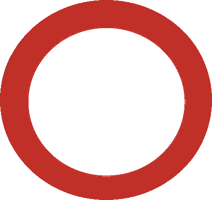 Red ring png. Image project logo okami