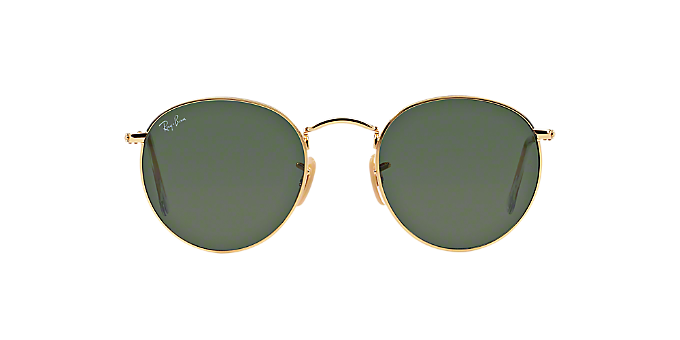 Circle sunglasses png. Rb round metal shop