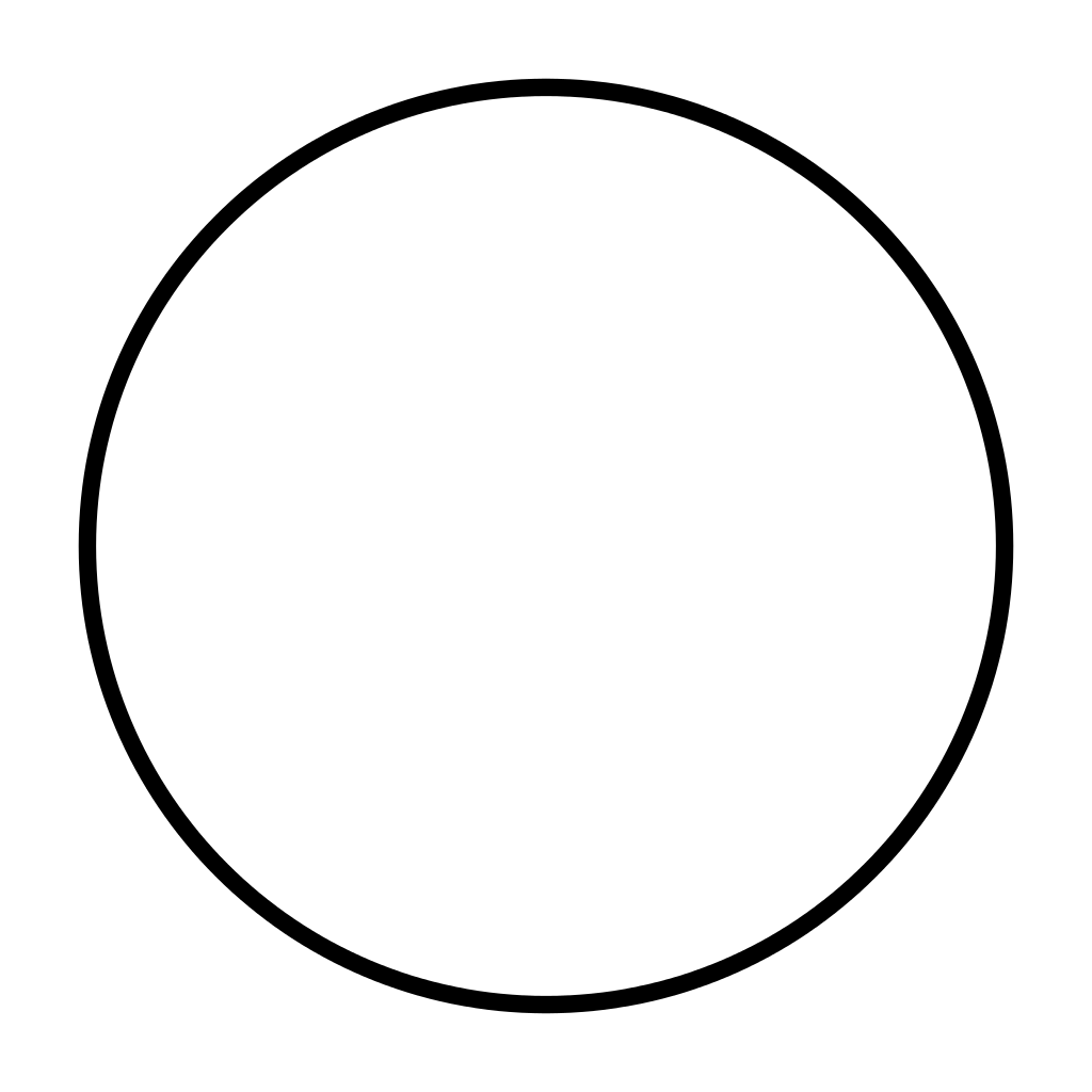 Circle with a line through it png. Transparent pictures free icons