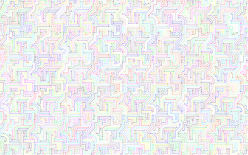 Circuit background png. Clipart prismatic board pattern