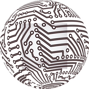 Circuit board black png. Pcb manufacturing by mcl