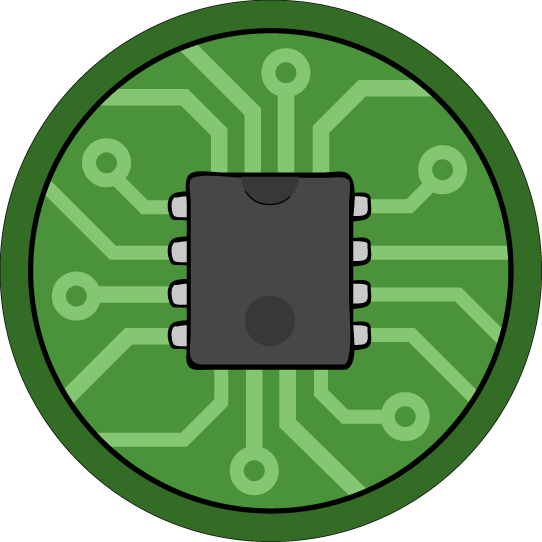 Circuit board png. Free online design class