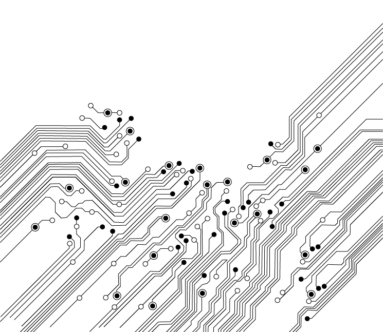 Circuit board vector png abstract. Electronic printed electronics icon