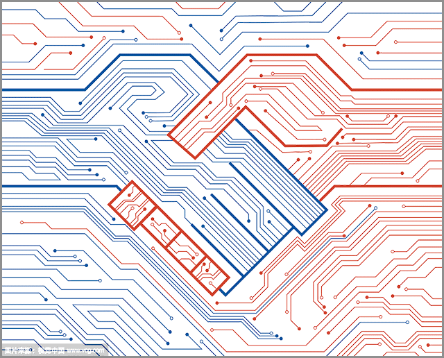 Circuit pattern png. Board professional and powerful