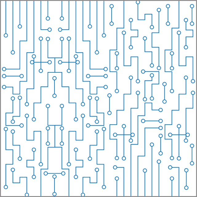 Circuits vector motherboard. Circuit board pattern professional