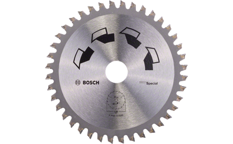 Special bosch shop. Circular saw blade black and white png vector freeuse download