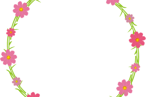 Circulo de flores png. Em image related wallpapers