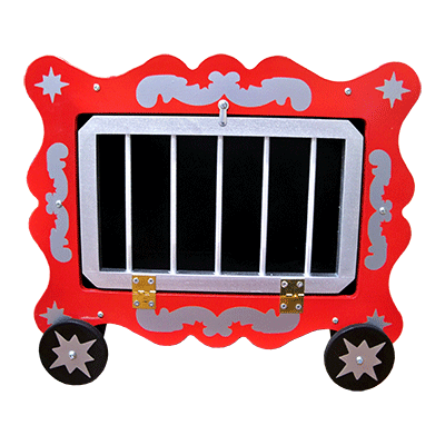 Circus cage png. Wagon pro model