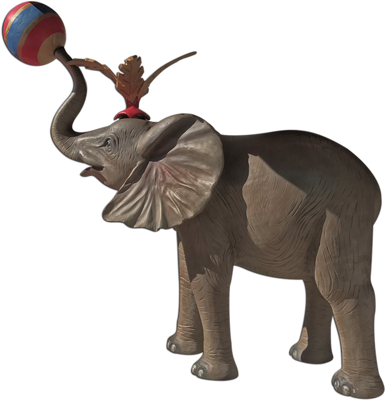 Circus svg animal. Download hd elephant png