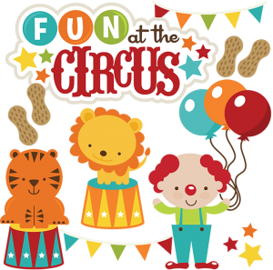 Circus svg animal. Collections miss kate cuttables