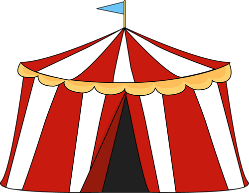 Circus svg public domain. Tent silhouette at getdrawings