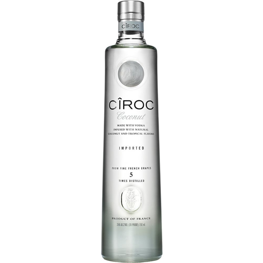ciroc bottle png