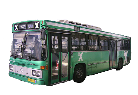 city bus png