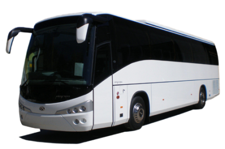 travel bus png
