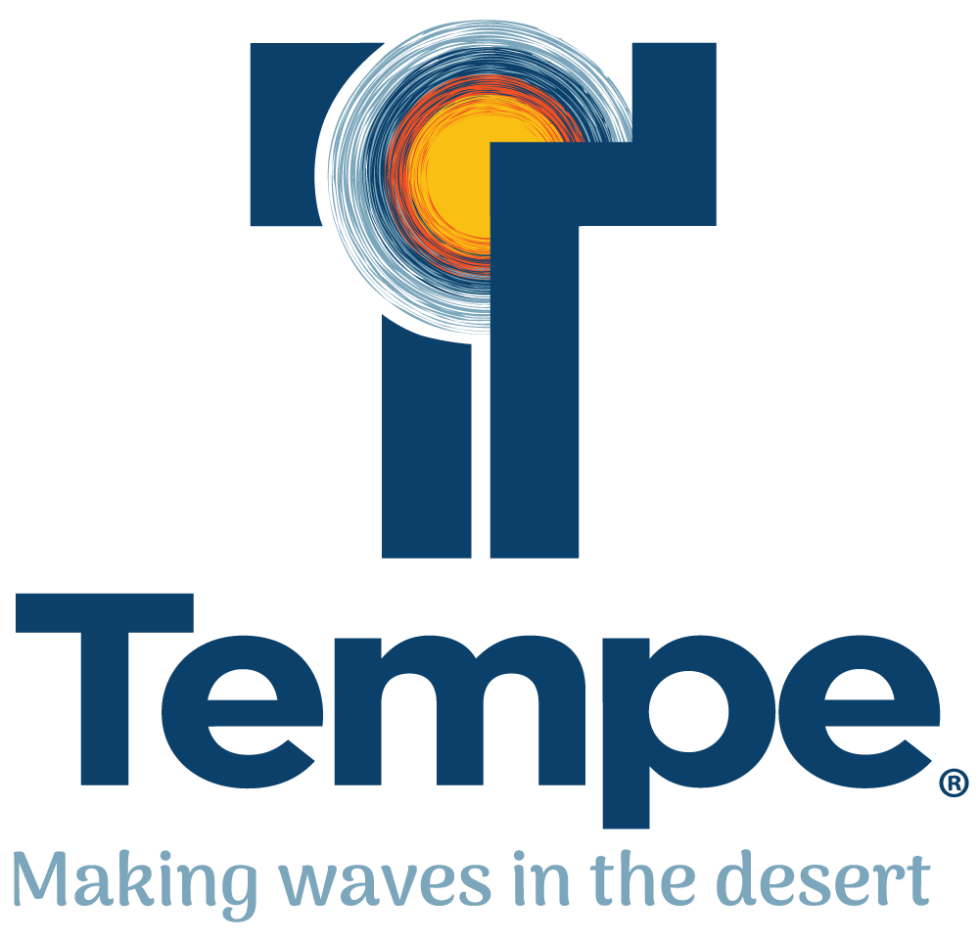 City logo png. Of tempe guidelines az