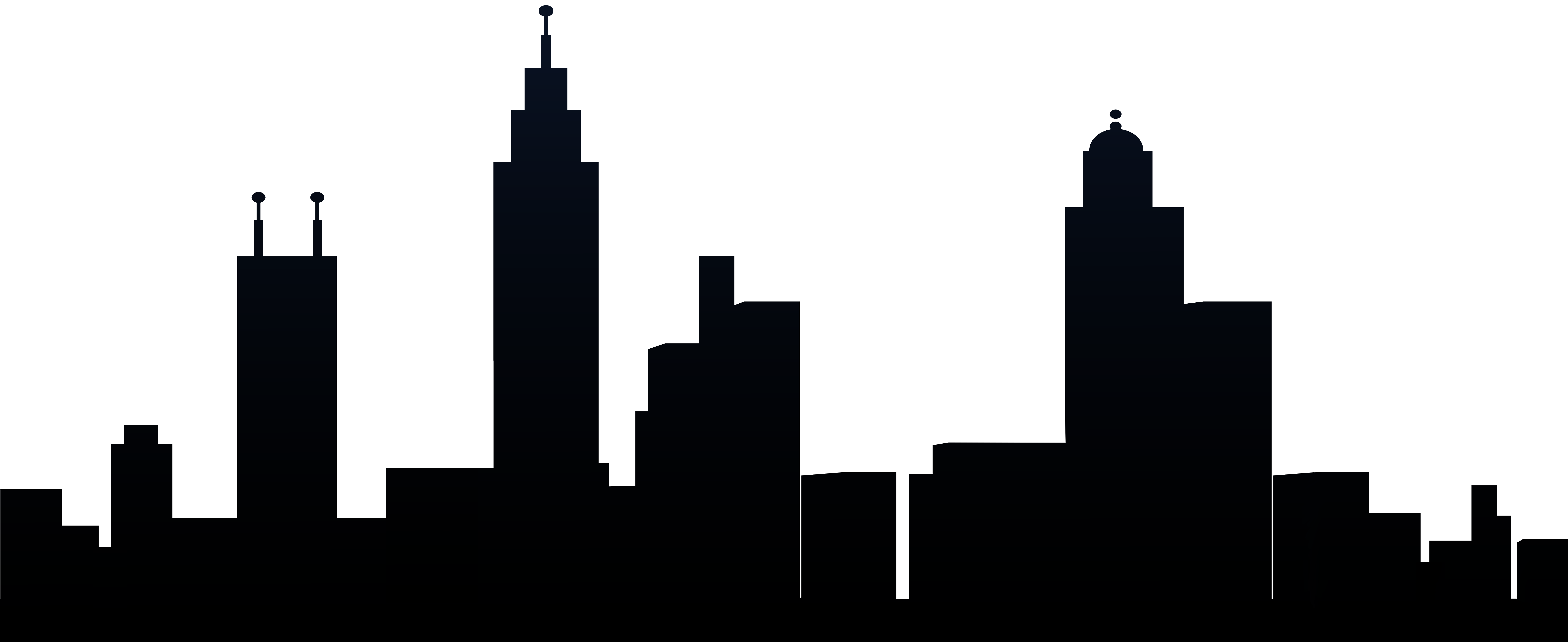 City silhouette png. Clip art image gallery