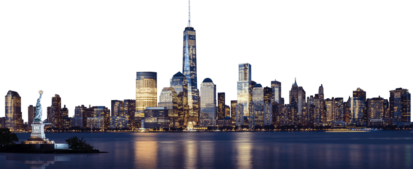 Skyline png. Download new york city