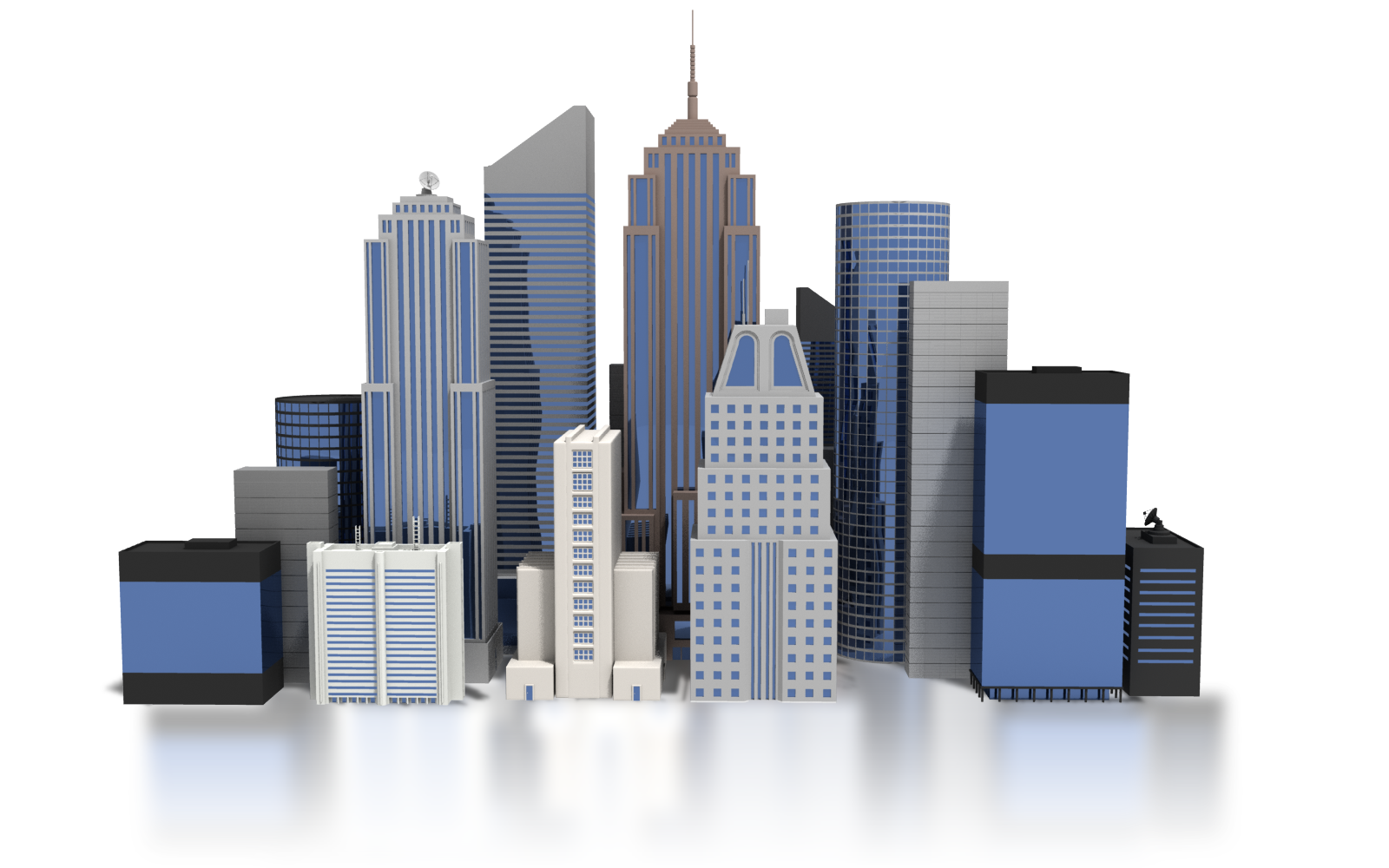 Cityscape clipart commercial building. City png images transparent