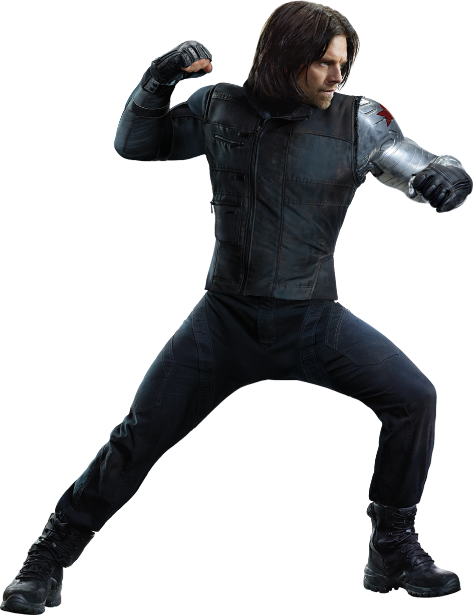 Winter soldier png