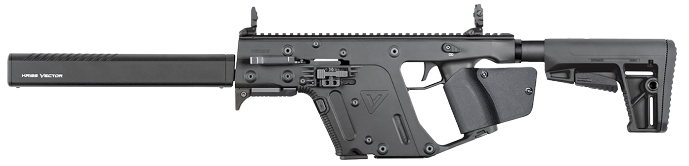 Civilian vector 5.56. Tactical rifles kriss usa