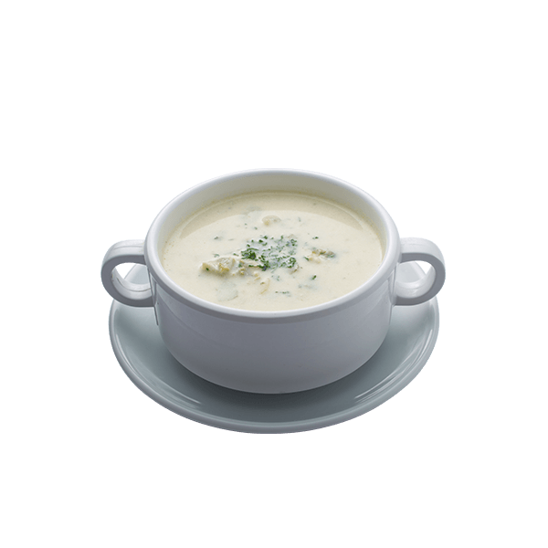 Clam chowder soup png. Kenny rogers roasters