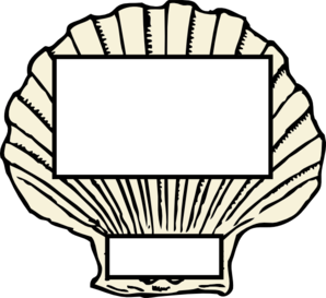 Clam vector oyster shell. Clipart at getdrawings com