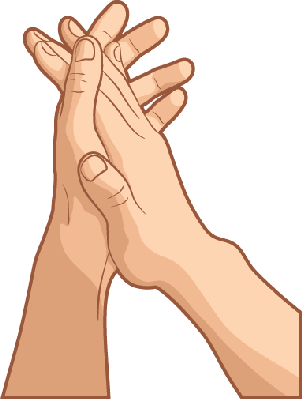 Clap clipart child. Free clapping hands cliparts