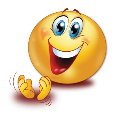 Clapping emoji png. Cheer happy hands