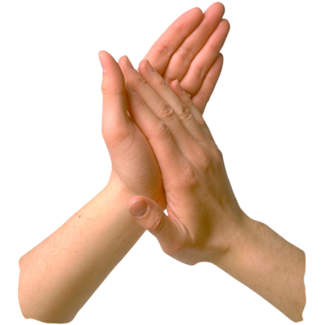 Clapping hands png. Applause hand gesture sound