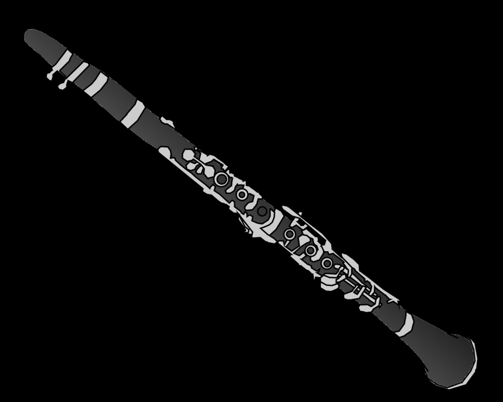 Best of gallery collection. Clarinet clipart digital vector royalty free stock