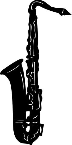 Clarinet clipart silhouette. At getdrawings com free