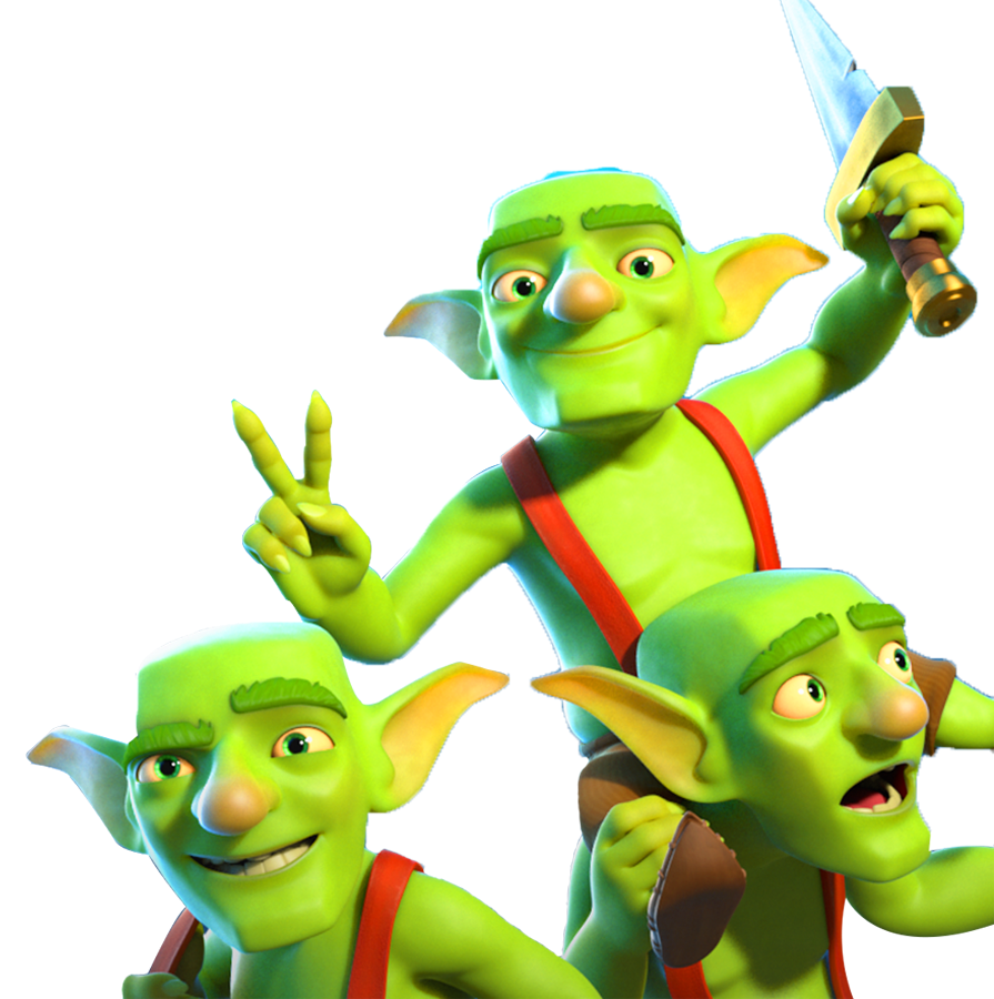 Clash goblin png. Lite andaluc a
