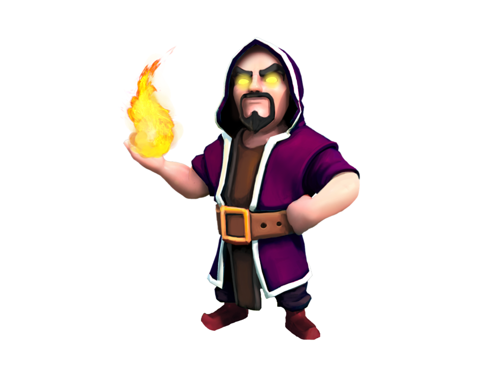 Clash of clans wizard png. Lvl google search pinterest