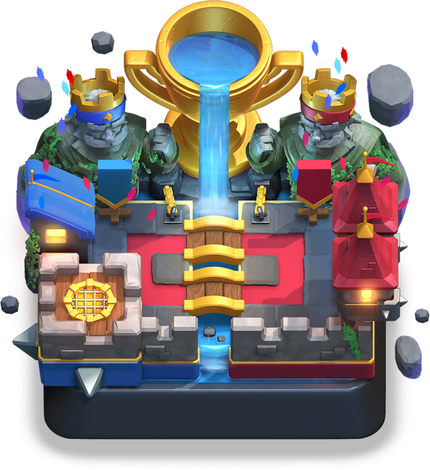 Clash royale cannon png. Arenas wiki fandom powered