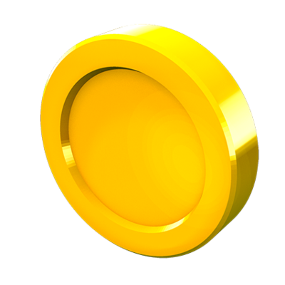 Clash royale coins png. Coin coc render by