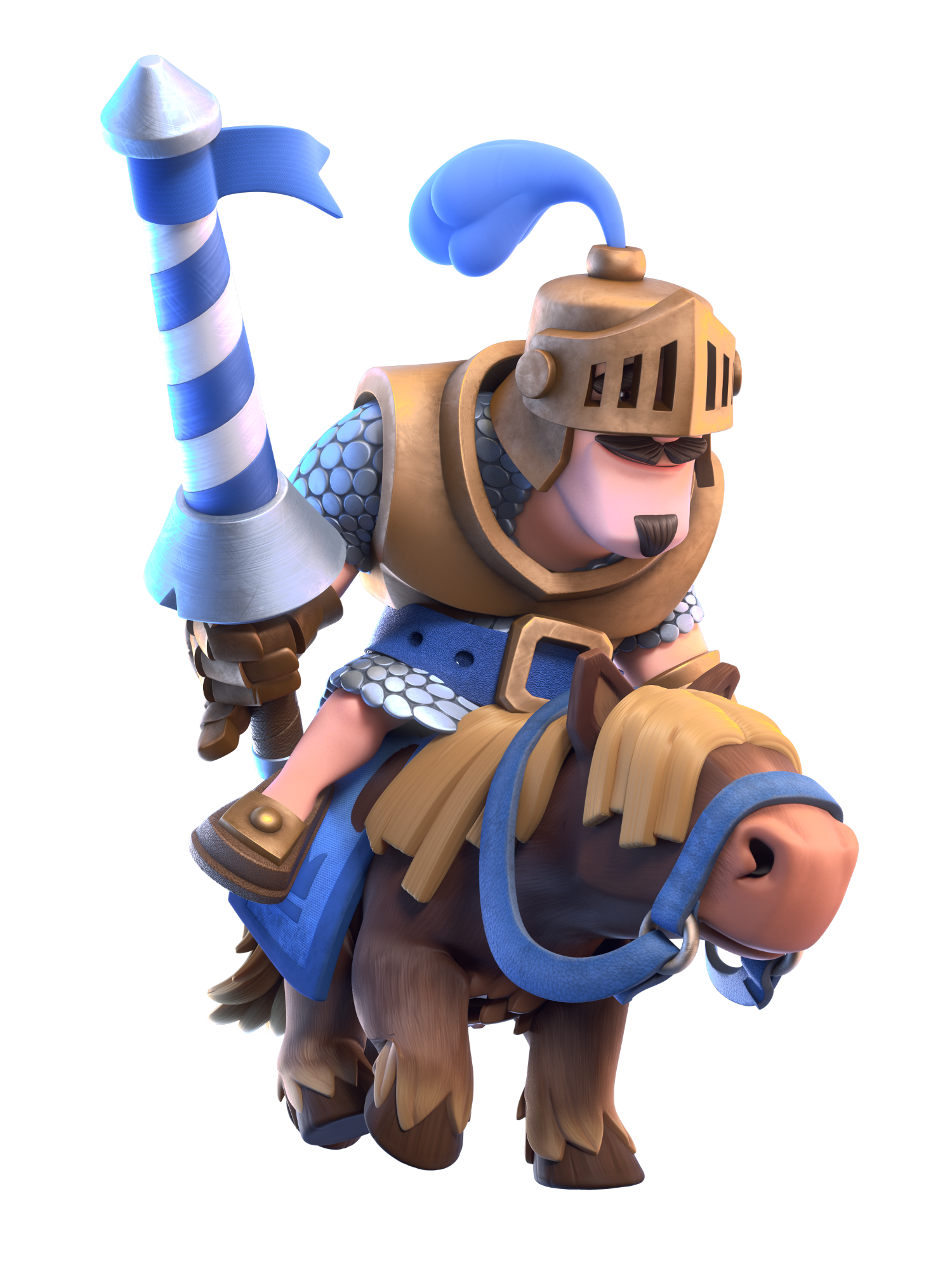 Princess clash royale png. Image blue prince charge