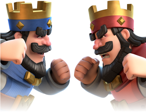 King clash royale png. Download hd clip royalty