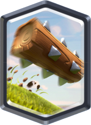 Daily card discussion march. Clash royale the log png picture royalty free library