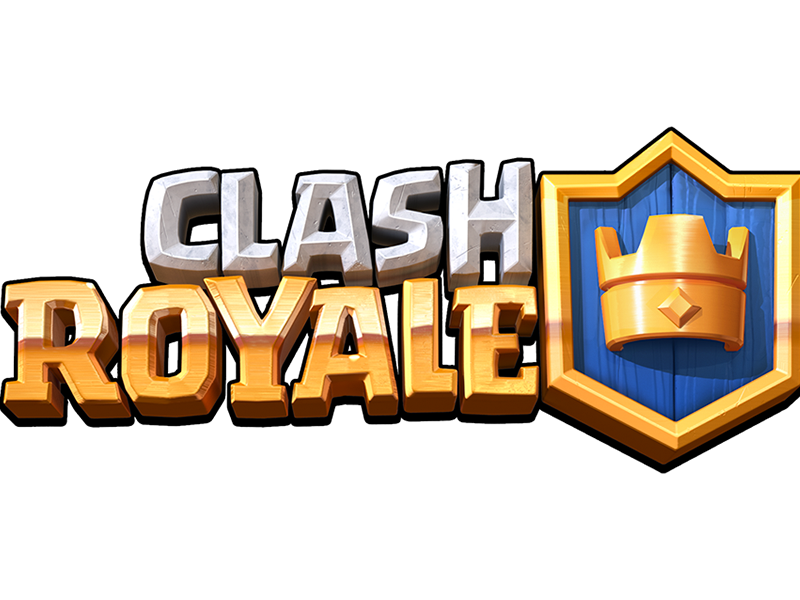 clash royale log png