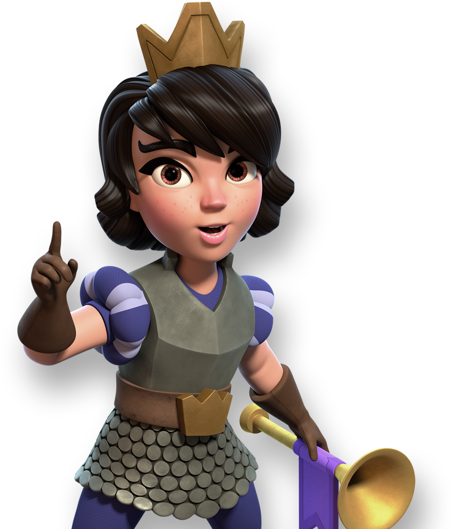 Clash royale princess png. Nights we want you