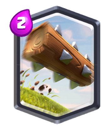 Legendary spell kingdom . Clash royale the log png graphic black and white stock
