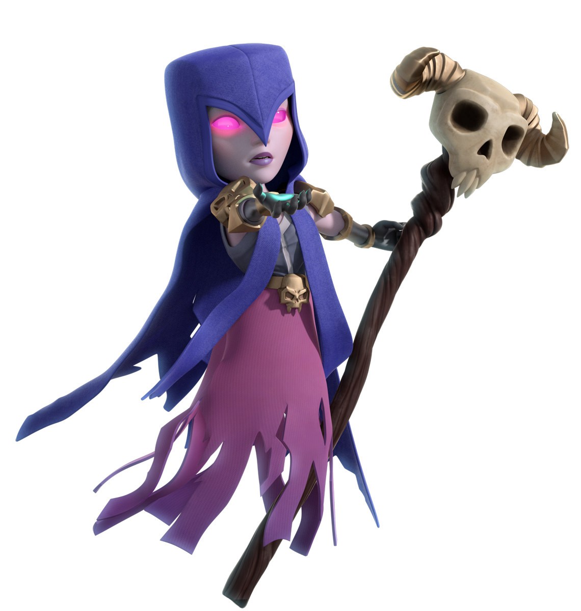 Bruja image . Clash royale witch png free stock