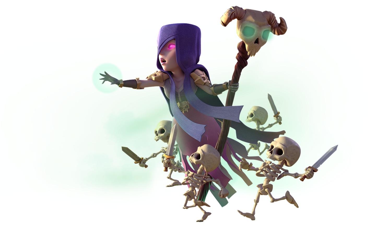 Clash royale witch png. The of clans coc