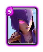 Card guide and gameplay. Clash royale witch png svg royalty free