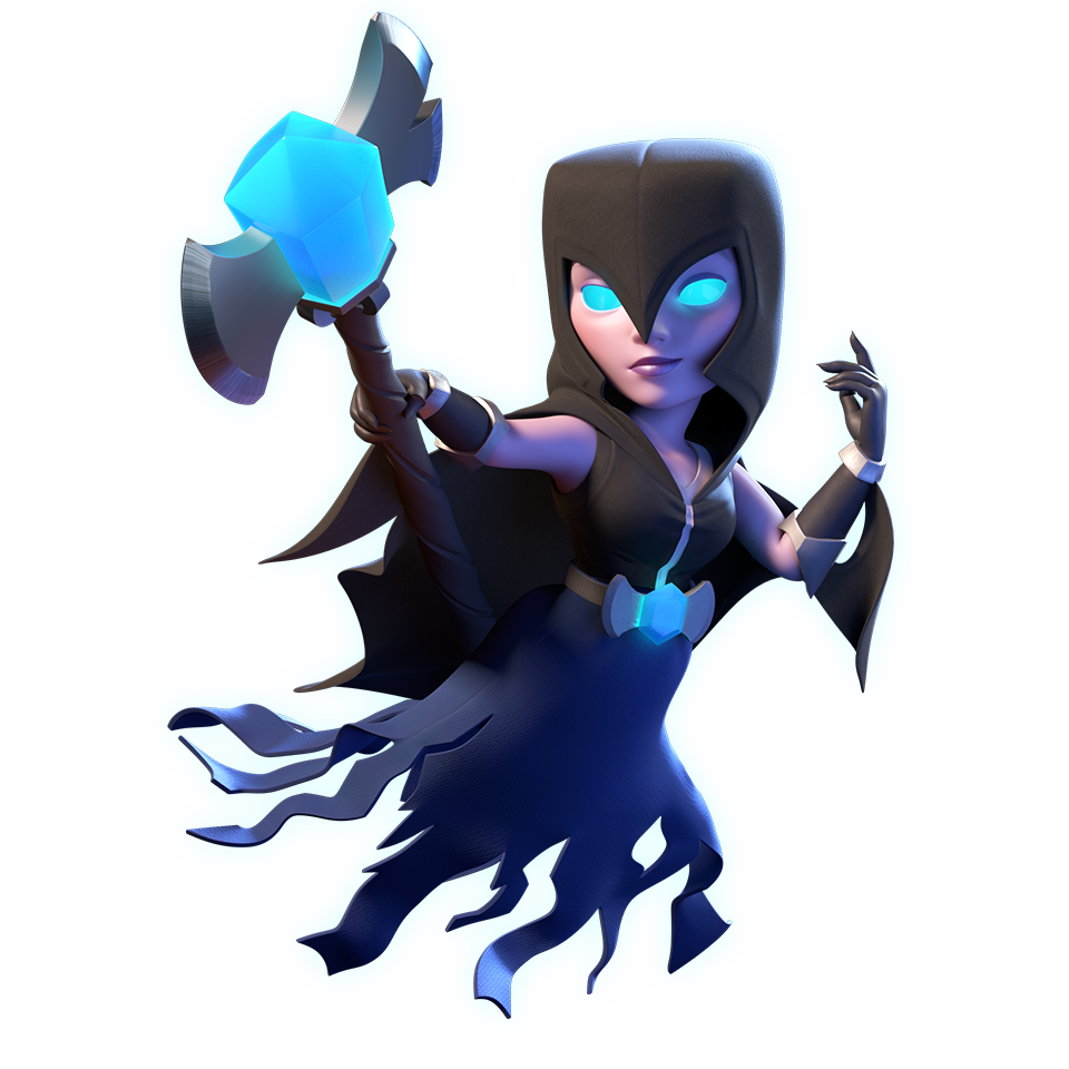 Clash royale witch png. Baule image related wallpapers